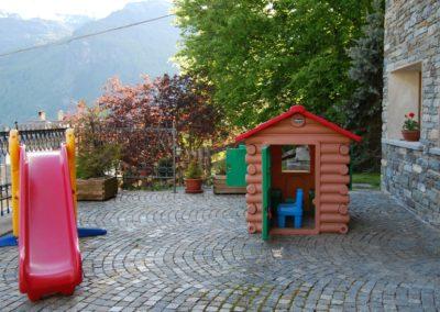 Parco giochi Campodolcino